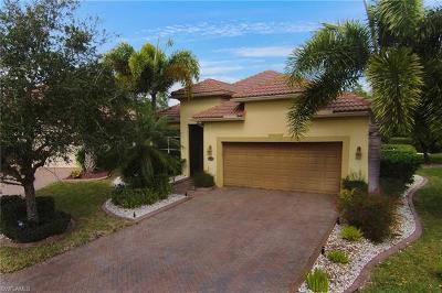Estero Single Family Home For Sale: 13868 Sorano Ct