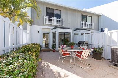 Bonita Springs Condo/Townhouse For Sale: 9847 Costa Mesa Ln #204