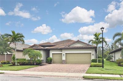 Estero Single Family Home For Sale: 20382 Black Tree Ln