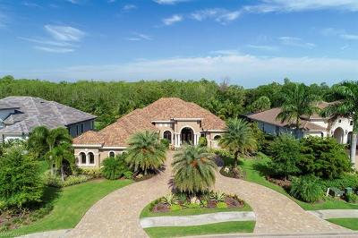 Naples FL Single Family Home For Sale: $1,600,000