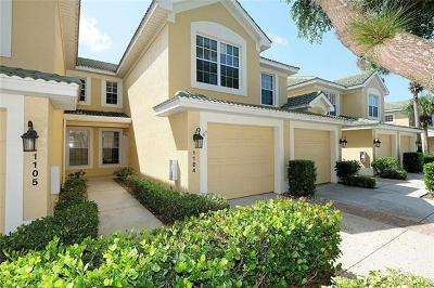 Estero Condo/Townhouse For Sale: 23511 Sandycreek Ter #1104