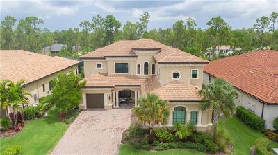Bonita Springs Single Family Home For Sale: 23136 Sanabria Loop