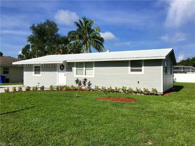 Bonita Springs Single Family Home For Sale: 27606 Tierra Del Sol Ln