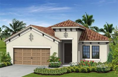 Fort Myers Single Family Home For Sale: 7646 Cypress Walk Drive Cir