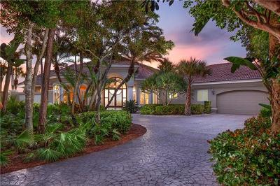 Bonita Springs Single Family Home For Sale: 3654 Glenwater Ln
