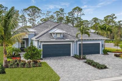 Fort Myers Single Family Home For Sale: 11696 Solano Dr