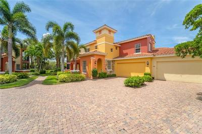 Estero Condo/Townhouse For Sale: 8535 Via Lungomare Cir #201