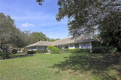 Naples Single Family Home For Sale: 259 Silverado Dr NW