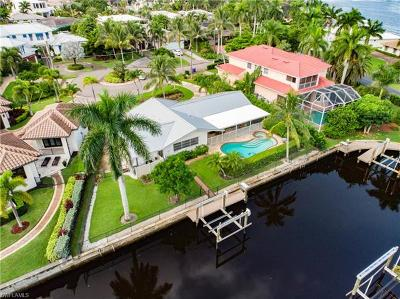 Naples Single Family Home For Sale: 1250 Tuna Ct