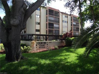 Fort Myers Condo/Townhouse For Sale: 2121 Collier Ave #112