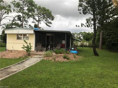 Estero Single Family Home For Sale: 20345 Sherrill Ln