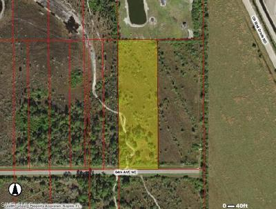 Naples Residential Lots & Land For Sale: 64th Ave NE