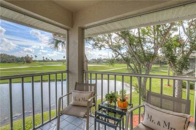 Naples Condo/Townhouse Pending With Contingencies: 6280 Bellerive Ave #2-205