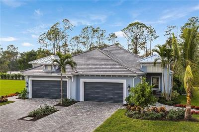 Fort Myers Single Family Home For Sale: 11732 Solano Dr