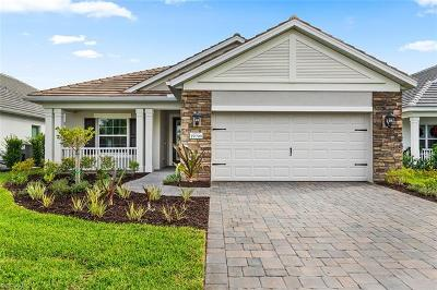 Fort Myers Single Family Home For Sale: 19799 Coconut Harbor Cir
