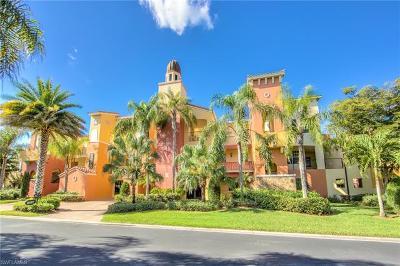 Estero Condo/Townhouse For Sale: 8597 Via Garibaldi Cir #202