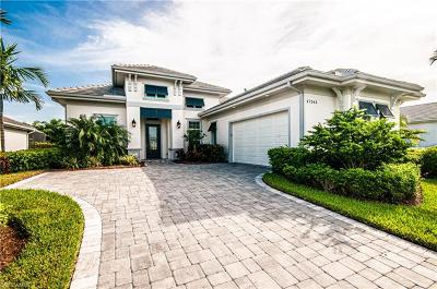Fort Myers Single Family Home For Sale: 17243 Hidden Estates Cir