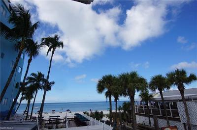 Fort Myers Beach Condo/Townhouse For Sale: 1300 Estero Blvd #205