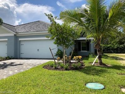 Fort Myers Single Family Home For Sale: 7032 Mistral Way