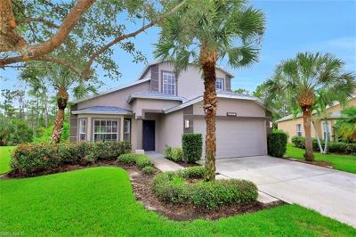 Estero Single Family Home Pending With Contingencies: 11512 Austin Keane Ct