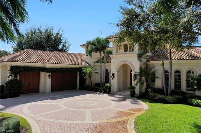 Bonita Springs Single Family Home For Sale: 23843 Tuscany Ct