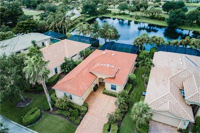 Fort Myers Single Family Home For Sale: 18240 Parkside Greens Dr