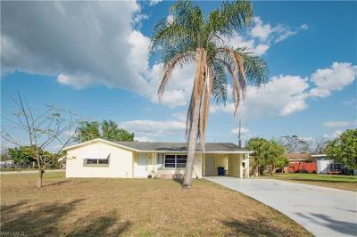 Bonita Springs Single Family Home For Sale: 27959 Lime St