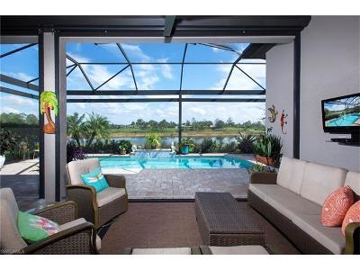Naples Single Family Home For Sale: 8820 Savona Ct