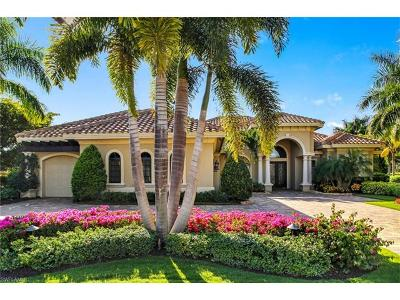 Fort Myers Single Family Home For Sale: 12860 Terabella Way