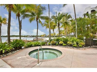 Miromar Lakes Condo/Townhouse For Sale: 10723 Mirasol Dr #208