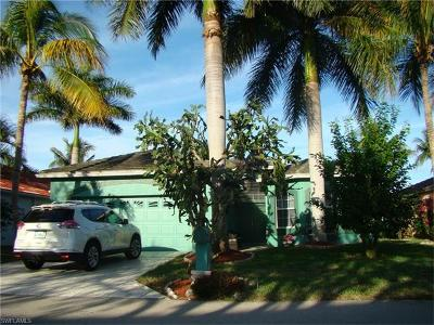 Fort Myers Single Family Home For Sale: 14450 Laguna Dr