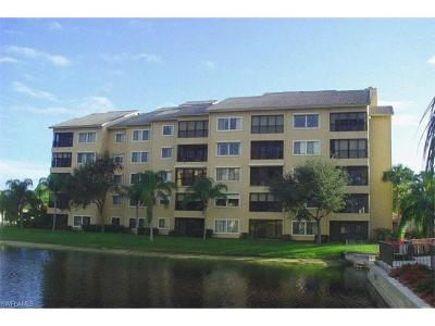 Naples Condo/Townhouse For Sale: 201 Arbor Lake Dr #2-201