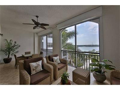 Miromar Lakes Condo/Townhouse For Sale: 10721 Mirasol Dr #505