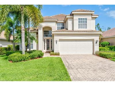 Fort Myers Single Family Home For Sale: 9098 Shadow Glen Way