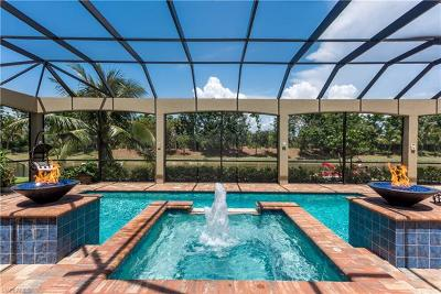 Miromar Lakes Single Family Home For Sale: 11860 Via Salerno Way