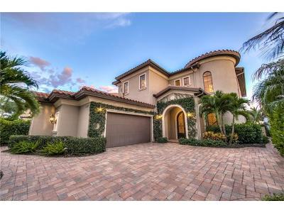 Miromar Lakes Single Family Home For Sale: 11735 Via Savona Ct