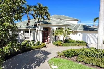 Naples Single Family Home For Sale: 405 Flamingo Ave