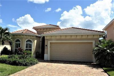 Estero Single Family Home For Sale: 19700 Tesoro Way