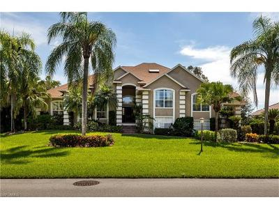Fort Myers Single Family Home For Sale: 16645 Panther Paw Ct
