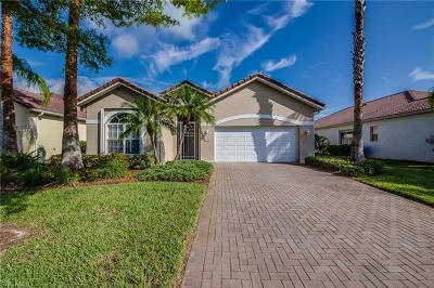 Fort Myers Single Family Home For Sale: 8685 Nottingham Pointe Way