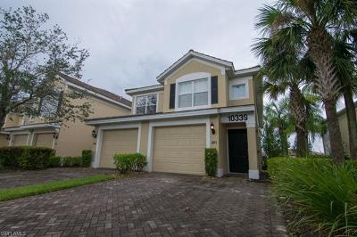 Fort Myers Condo/Townhouse For Sale: 10339 Whispering Palms Dr #201