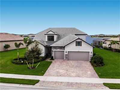 Estero Single Family Home For Sale: 20925 Corkscrew Shores Blvd