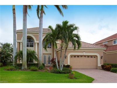 Estero Single Family Home For Sale: 23361 Caraway Lakes Dr