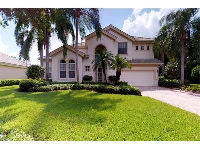 Estero Single Family Home For Sale: 10601 Wintercress Dr