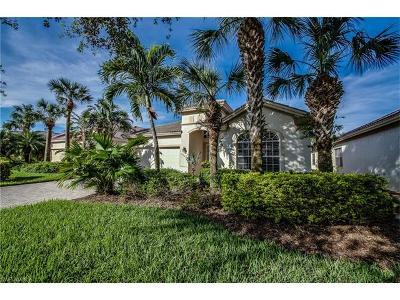 Estero Single Family Home For Sale: 20036 Seadale Ct