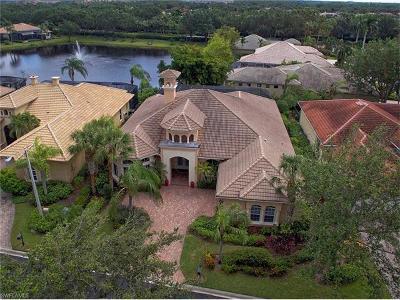 Bonita Springs Single Family Home For Sale: 23883 Sanctuary Lakes Ct