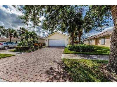 Naples Single Family Home For Sale: 4219 Redonda Ln