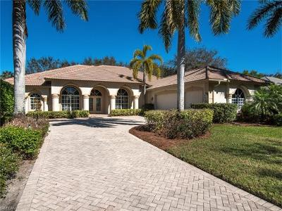 Bonita Springs Single Family Home For Sale: 3616 Heron Point Ct