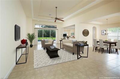 Estero Single Family Home For Sale: 19441 Caladesi Dr