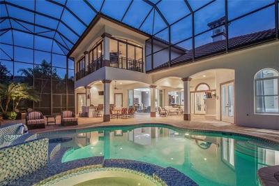 Bonita Springs Single Family Home For Sale: 23771 Napoli Way